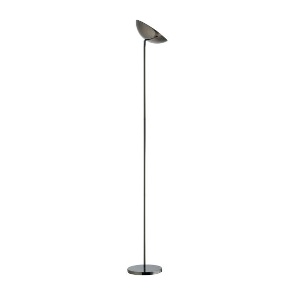 duke lampadaires argent m tal habitat. Black Bedroom Furniture Sets. Home Design Ideas