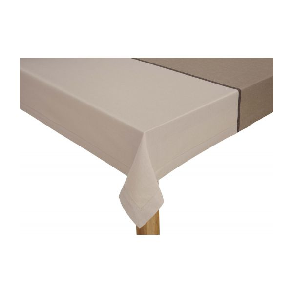 Gala nappe rectangulaire habitat for Nappe table basse rectangulaire