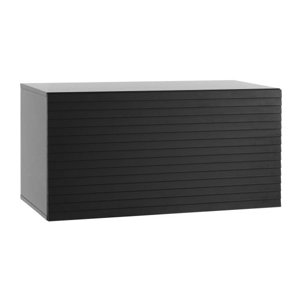 large modular slat box for storage n°1