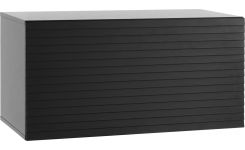 large modular slat box for storage