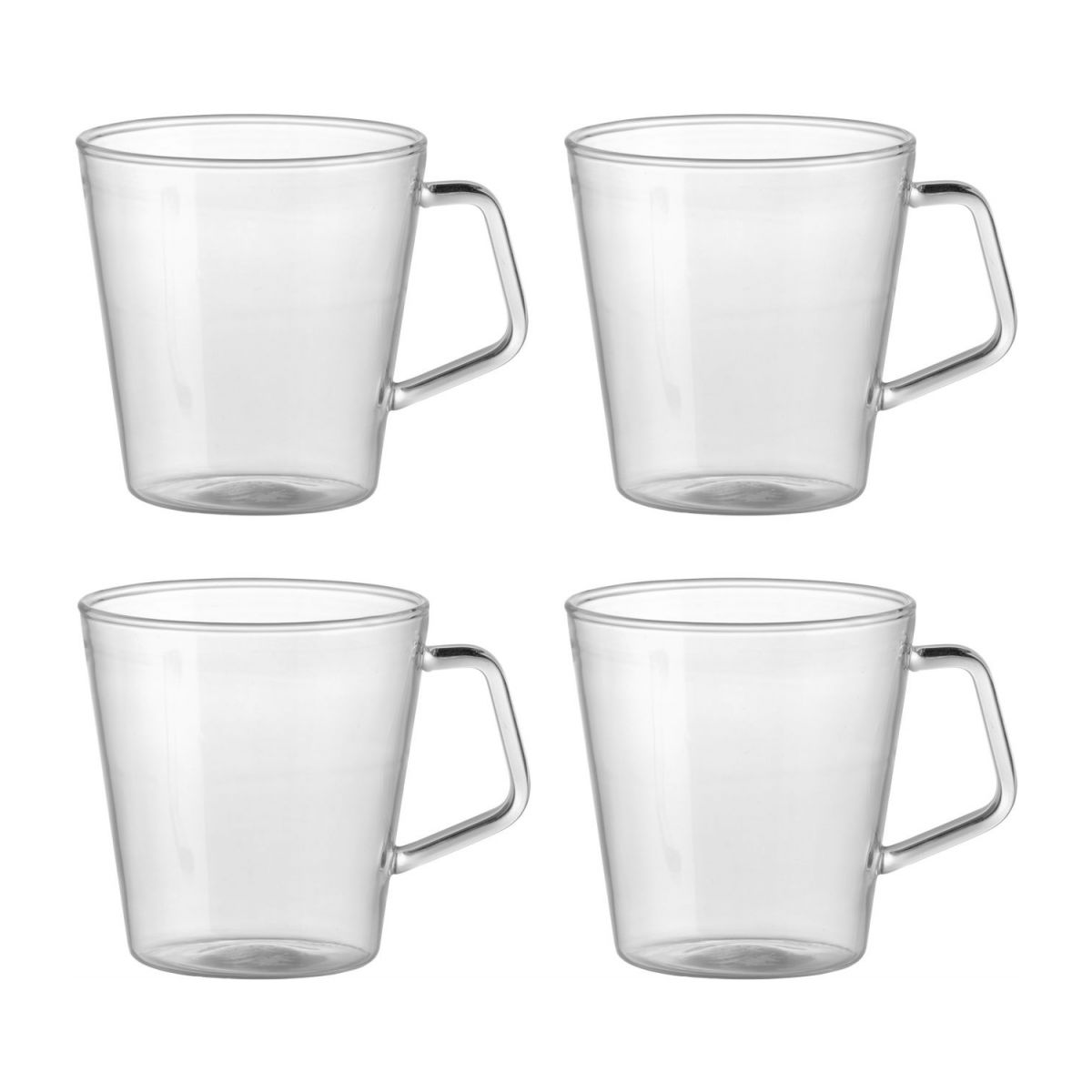 set of 4 mugs n°1