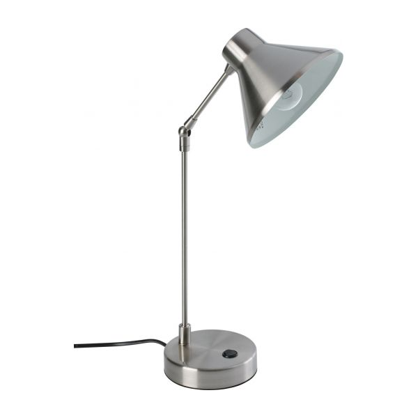 steel desk lamp n°1