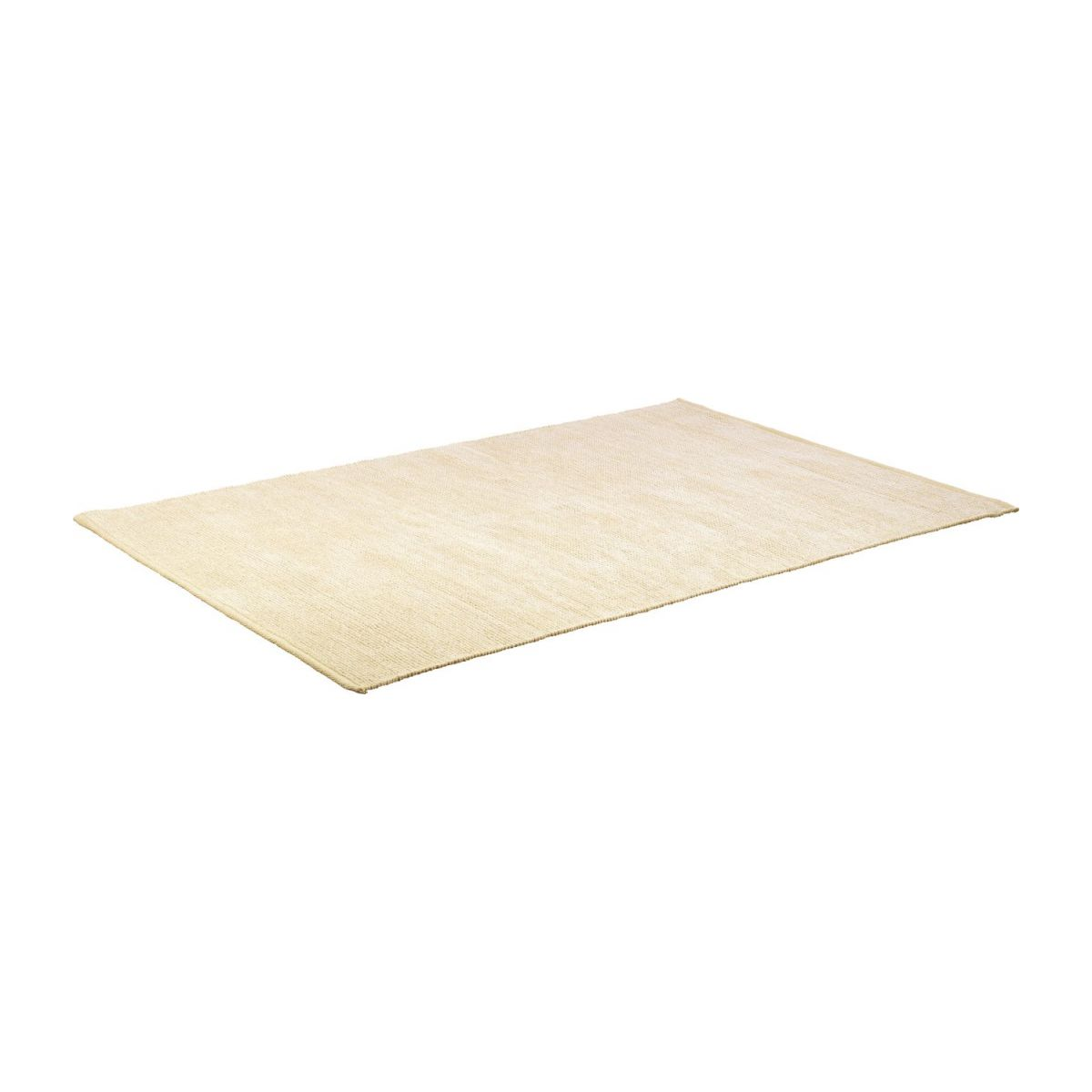 Large textured cotton rug n°1