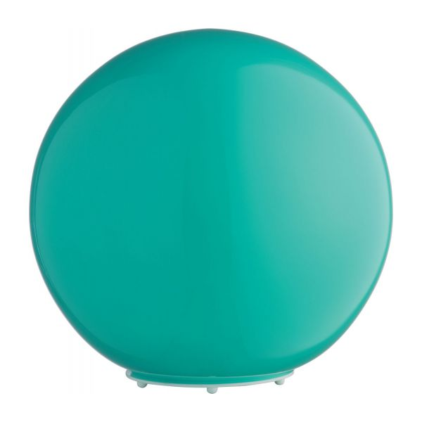 louie lampes de table bleu turquoise verre habitat. Black Bedroom Furniture Sets. Home Design Ideas