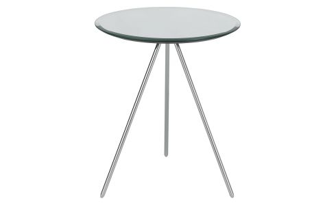 mirror occasional table