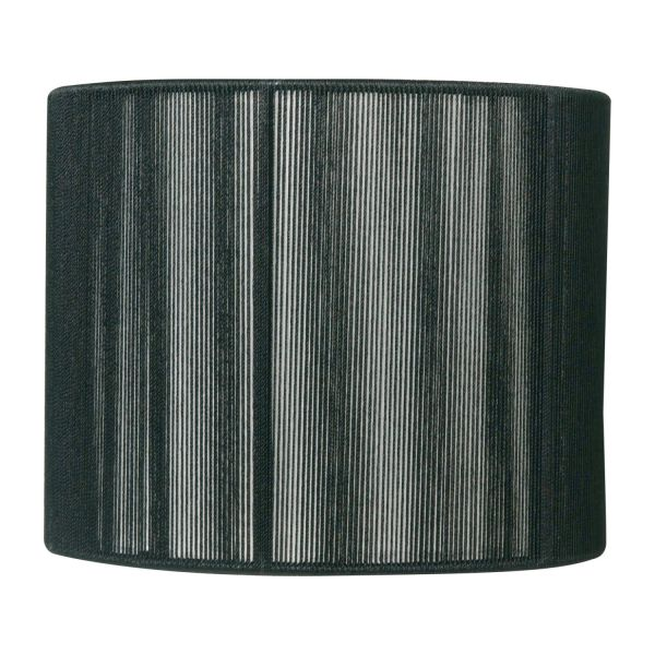 String lampshades black fabric habitat fabric lampshade aloadofball Image collections