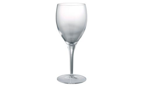 Wine glasses x 6