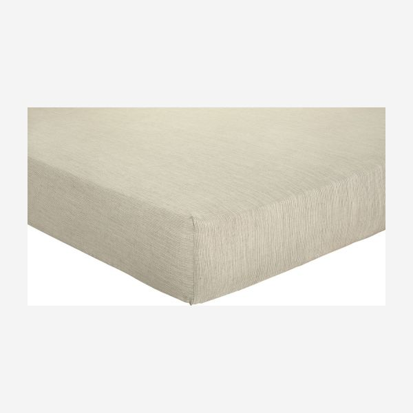 Fitted sheet 160 X 200