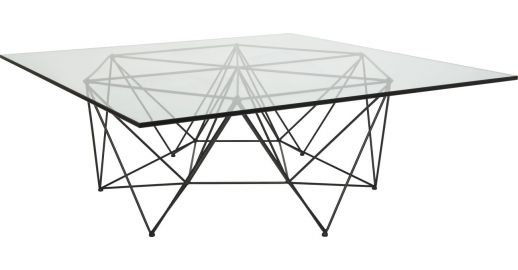 stella table basse en verre habitat. Black Bedroom Furniture Sets. Home Design Ideas