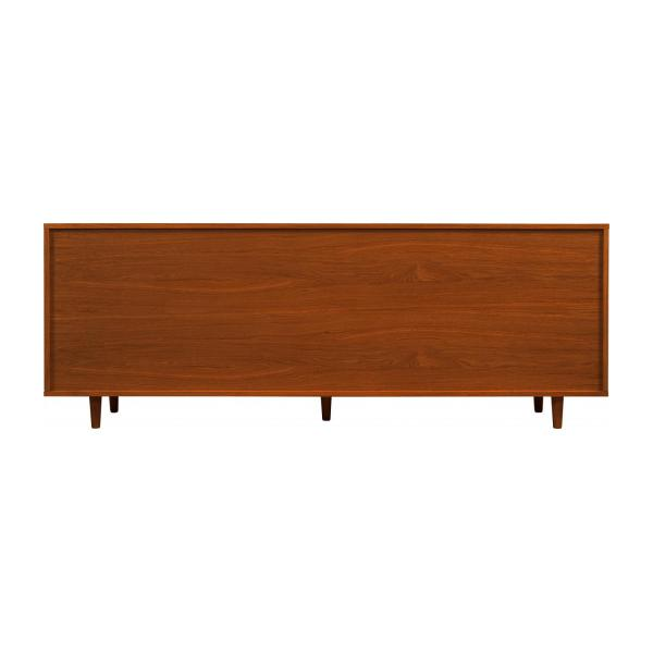 4 doors walnut buffet - Design by Héléna Pille n°5