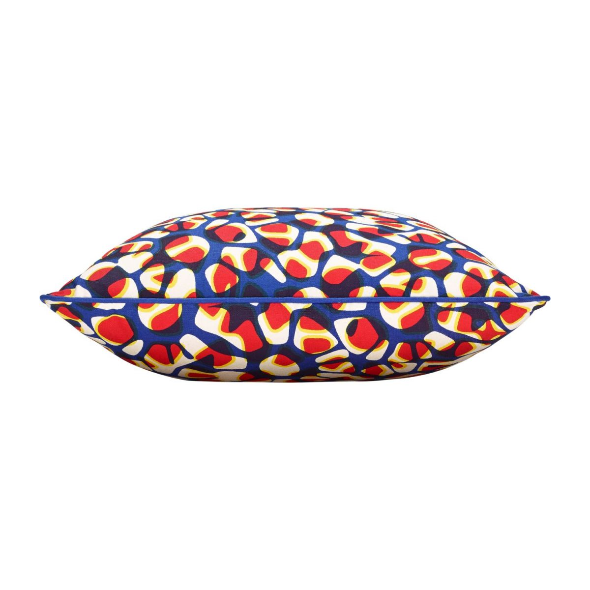 Cushion 45x45, with multicolored patterns n°4