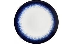 Assiette plate 27cm en porcelaine