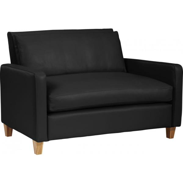 chester canap compact en cuir par habitat chez habitat fr. Black Bedroom Furniture Sets. Home Design Ideas