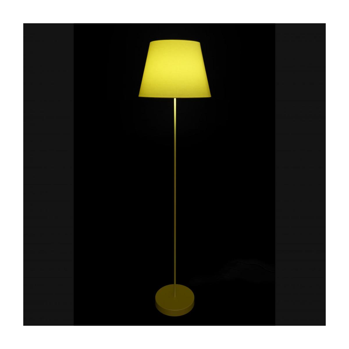 Yellow lamp n°2