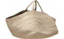Square basket with handles 45cm