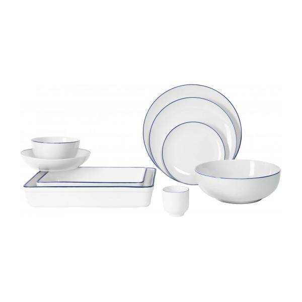 Tableware, pack of 38 pieces n°1