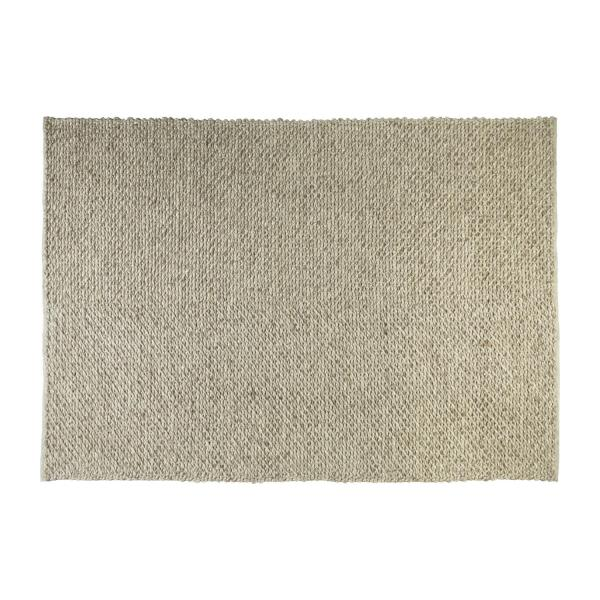 gleese tapis 170x240cm en laine beige habitat. Black Bedroom Furniture Sets. Home Design Ideas
