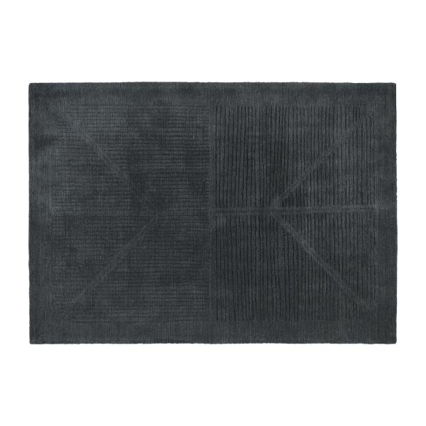 granton tapis en laine 170x240 habitat. Black Bedroom Furniture Sets. Home Design Ideas