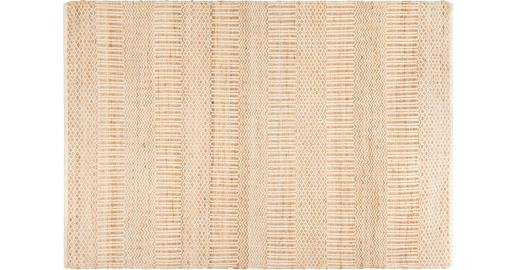 jikka tapis tiss plat en jute et coton 170x240 habitat. Black Bedroom Furniture Sets. Home Design Ideas