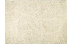 ENESCO/ HANDTUFTED RUG NATURAL