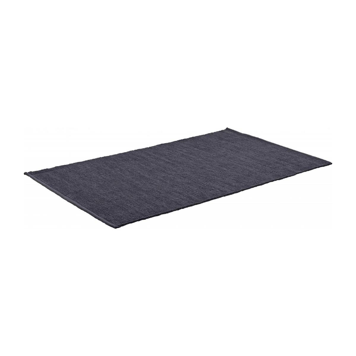 Small textured cotton rug n°2