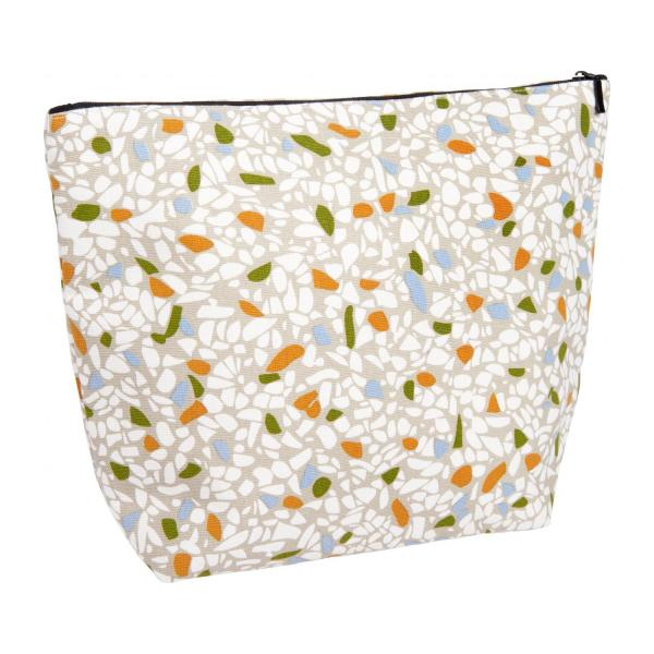 Toiletry bag 30x10x23cm, with patterns n°1