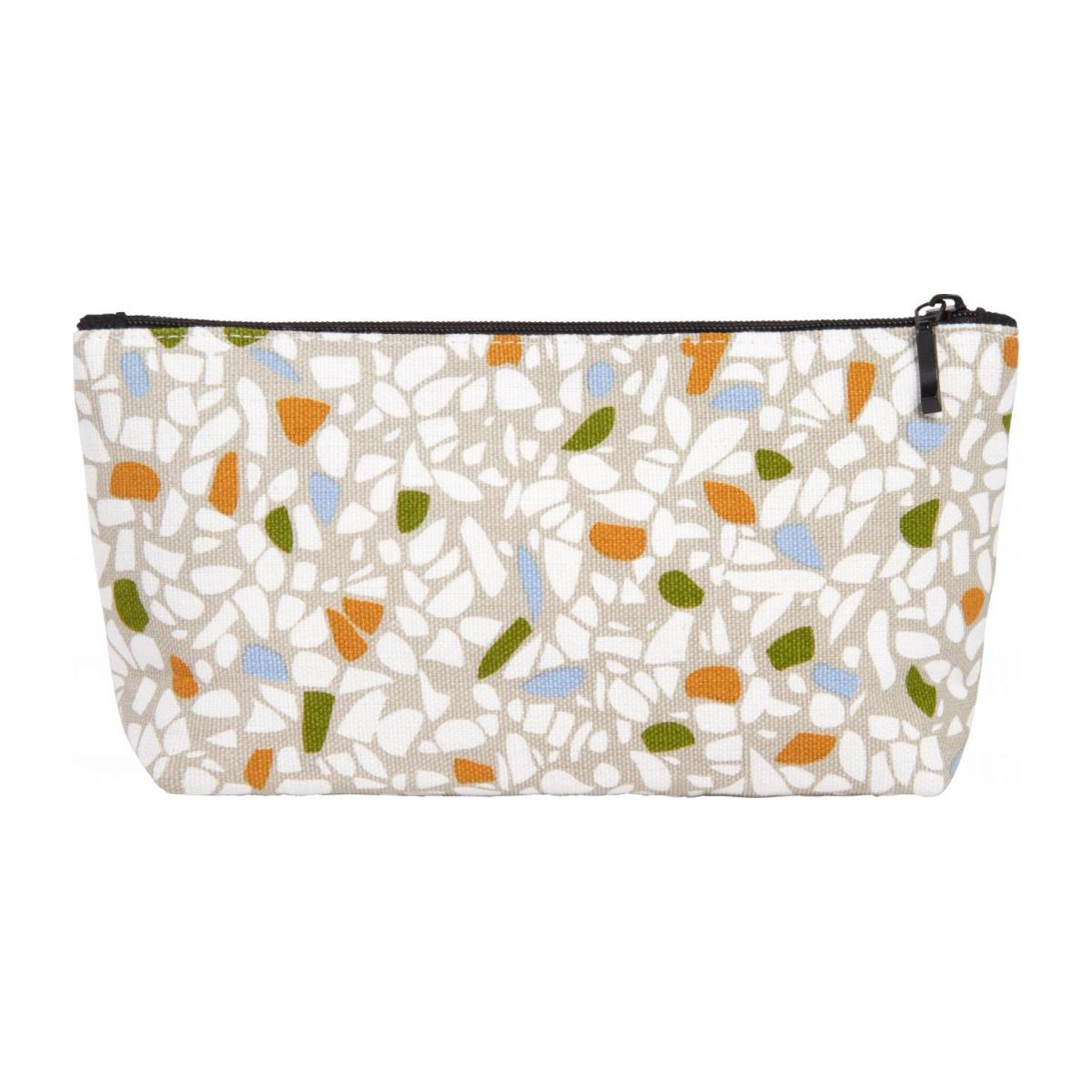 Toiletry bag 20x4x11cm, with patterns n°2