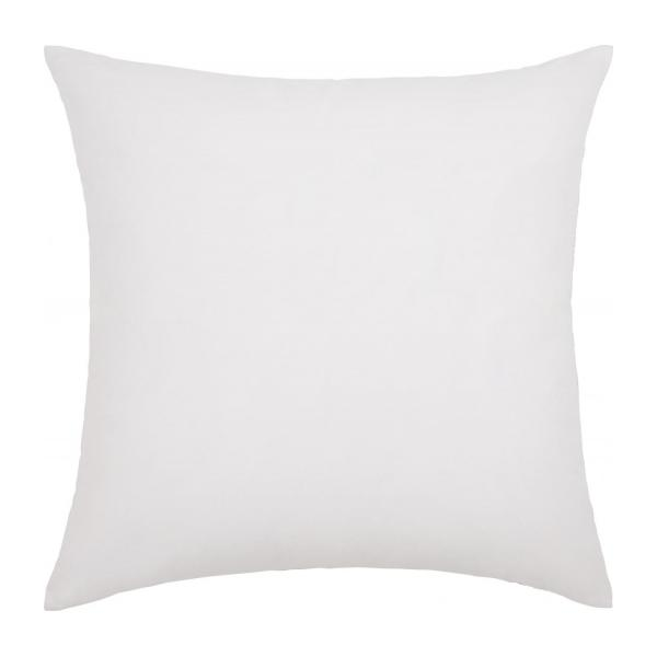 Embroidered quilted cushion made of cotton 50x50cm n°3