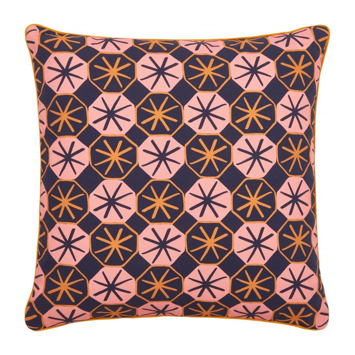 Printed cushion made of cotton 45x45cm - Design by Becca Allen n°1