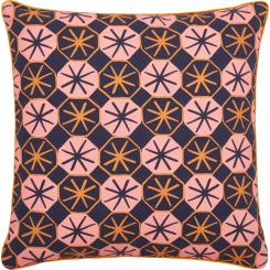 Printed cushion made of cotton 45x45cm - Design by Becca Allen