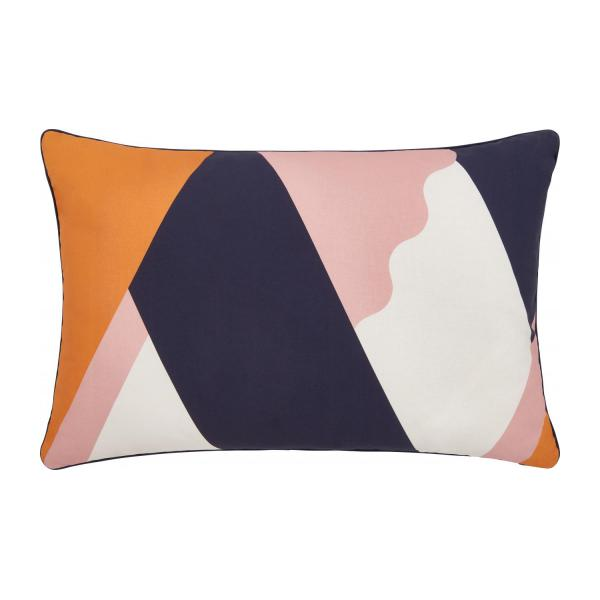 Printed cushion made of cotton 40x60cm - Design by Janine Rewell n°1