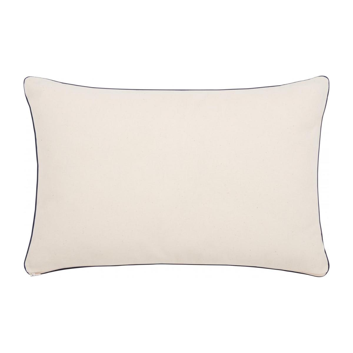 Printed cushion made of cotton 40x60cm - Design by Janine Rewell n°3