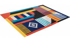 Woven carpet made of cotton 240x170cm - Design by Epiforma