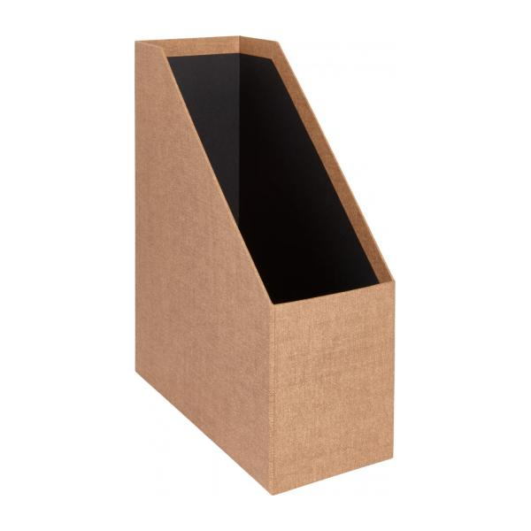 come bo te de rangement 29x22cm en carton habitat. Black Bedroom Furniture Sets. Home Design Ideas