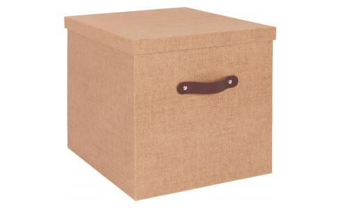 Folding box made of cardboard 60X48, brown