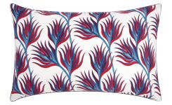 Pillowcase made of cotton 50x80cm, with patterns