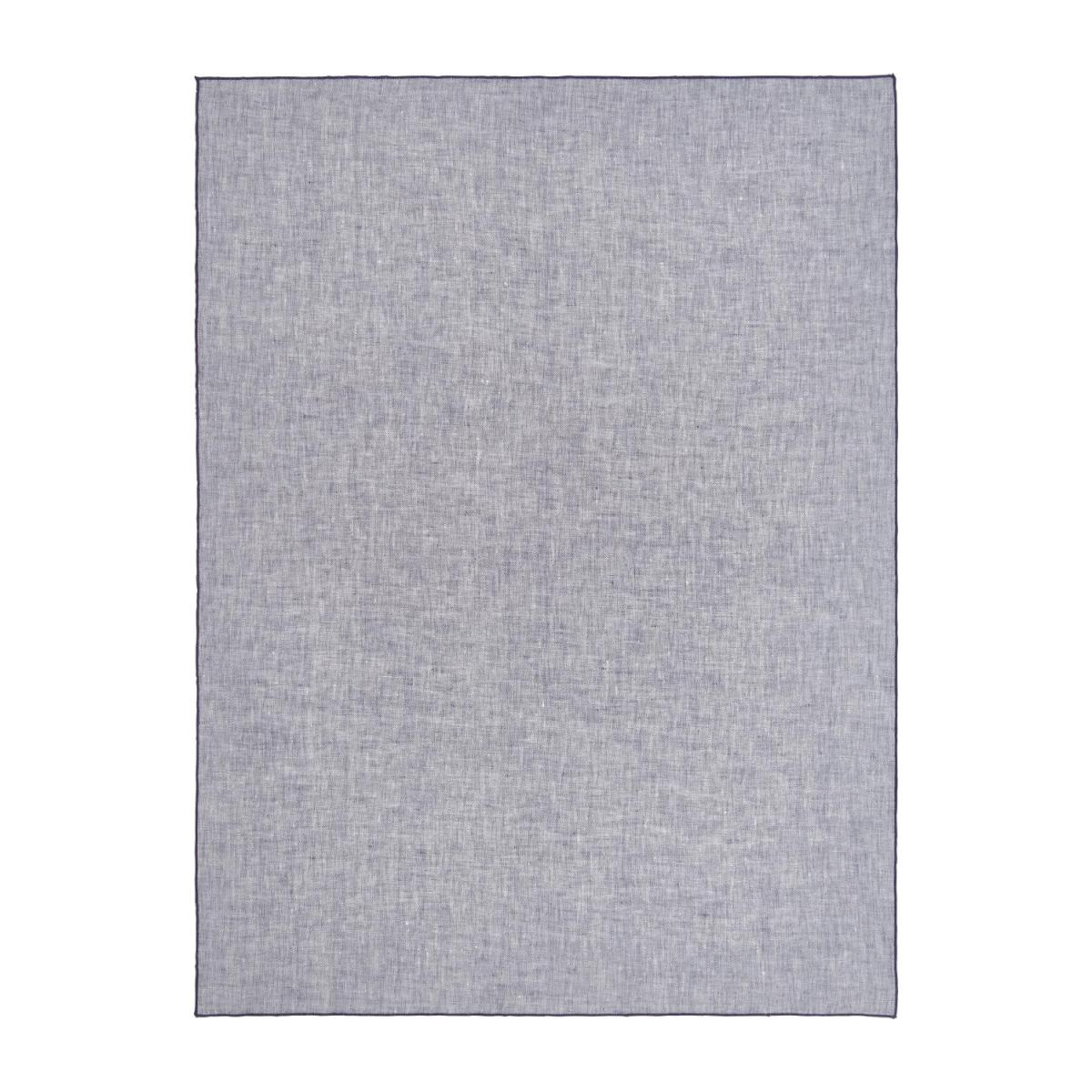 Kitchen towel 50x70cm made of flax, grey n°1