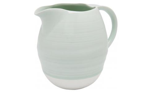 Pitcher made of porcelain celadon