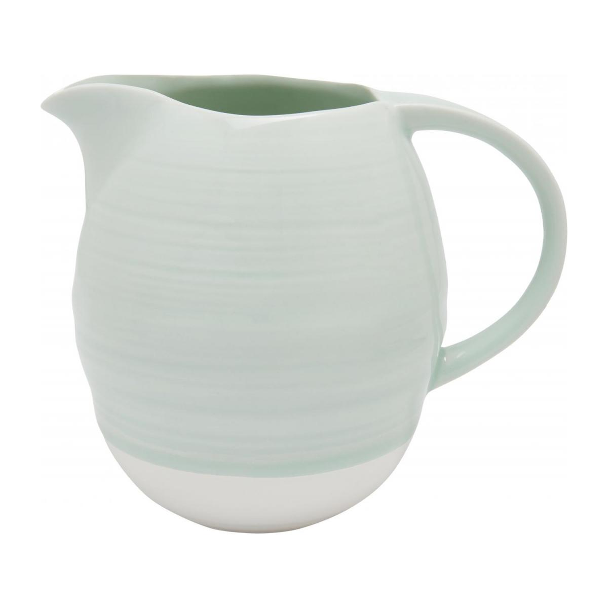 Pitcher made of porcelain celadon n°2