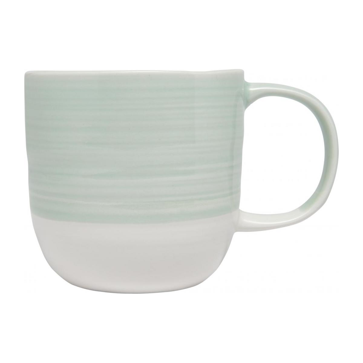 Mug made of porcelain celadon n°3
