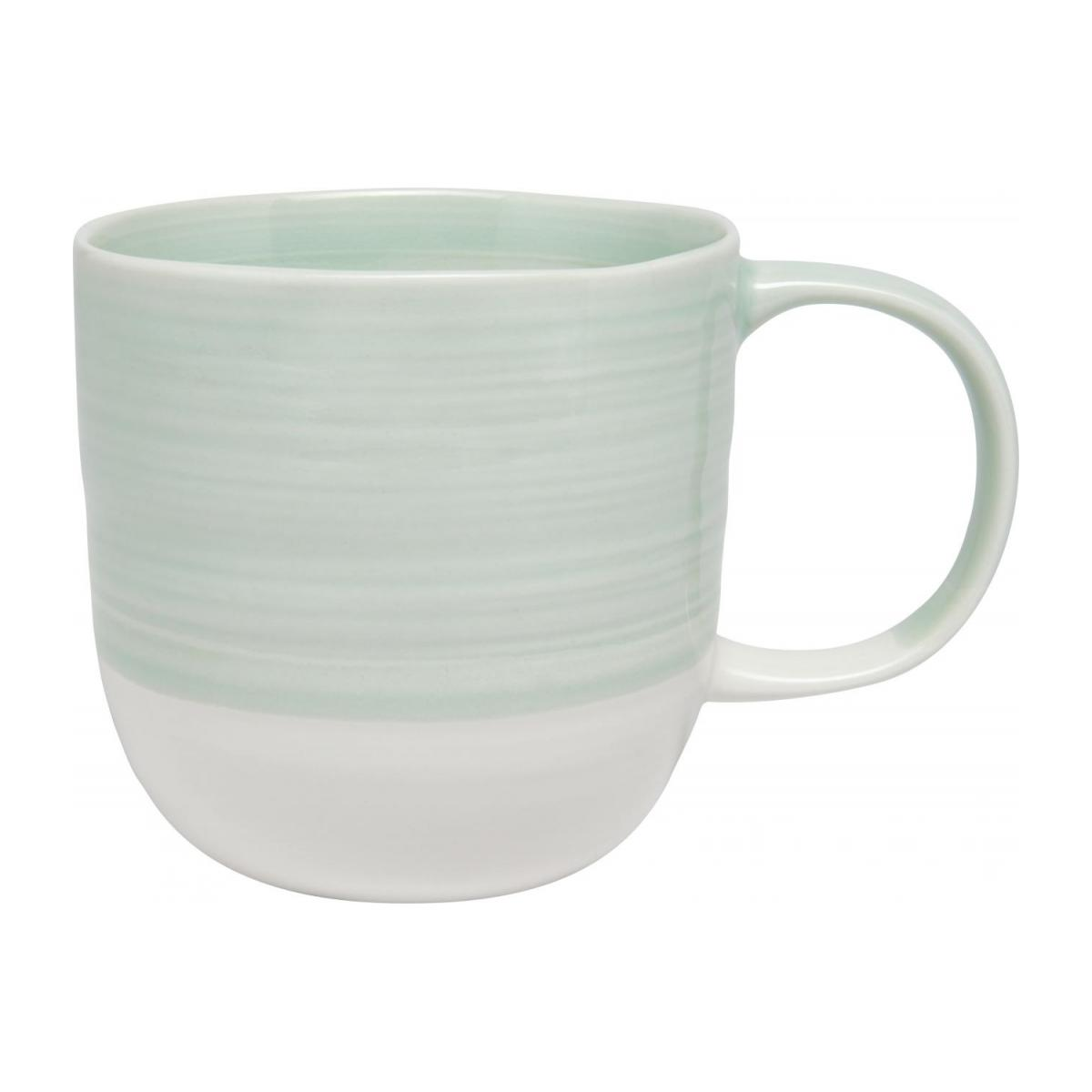 Mug made of porcelain celadon n°2