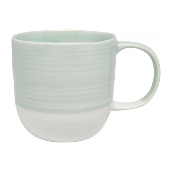 Mug made of porcelain celadon n°4