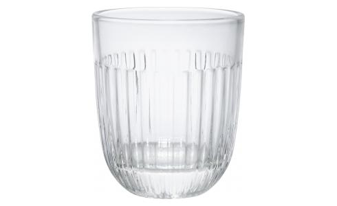 Tumbler made of glass