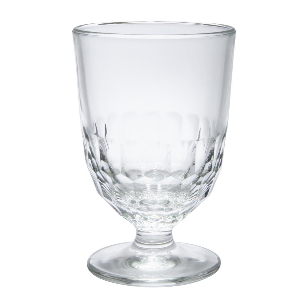 High stemmed glass n°1