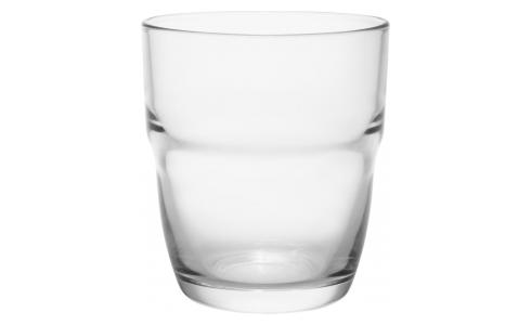 Small tumbler made of glass