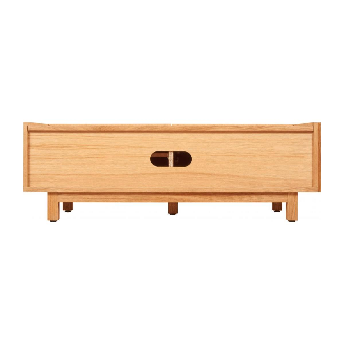 Audio video oak stand n°6