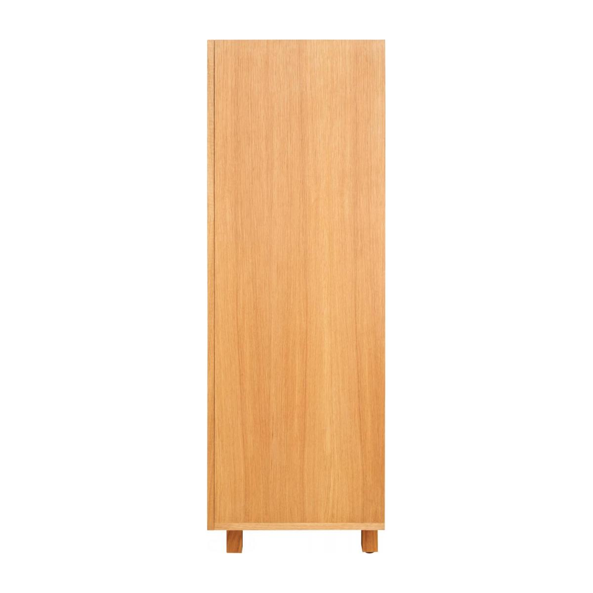 2 doors oak high storage n°4