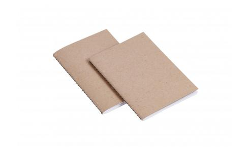 Set of 2 notebooks A6