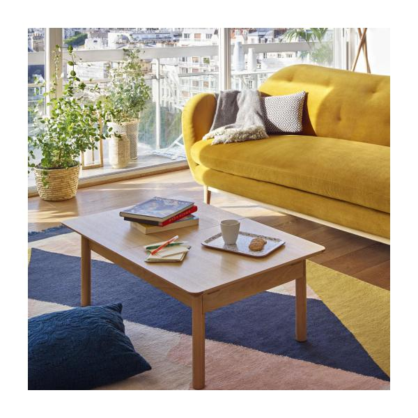 Coffee table with extension   n°7