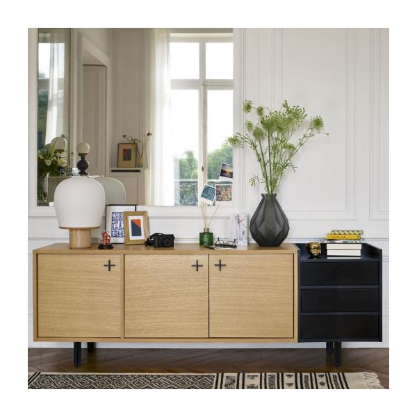 Sideboard made of oak n°7